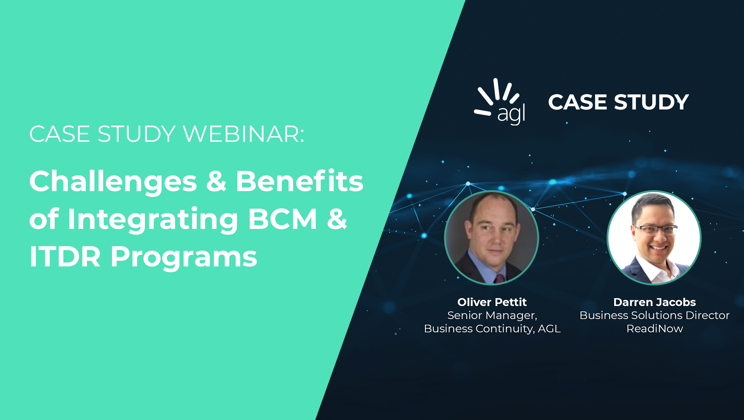 Challenges & Benefits of Integrating BCM & ITDR Programs-1