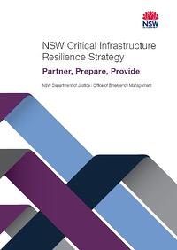 NSW Critical Infrastructure Resilience Strategy