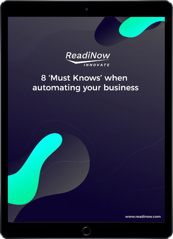 8 Must Knowns